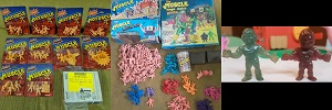 Mattel MUSCLE Figures eBay