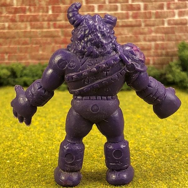 Rare Purple #2 Figure
