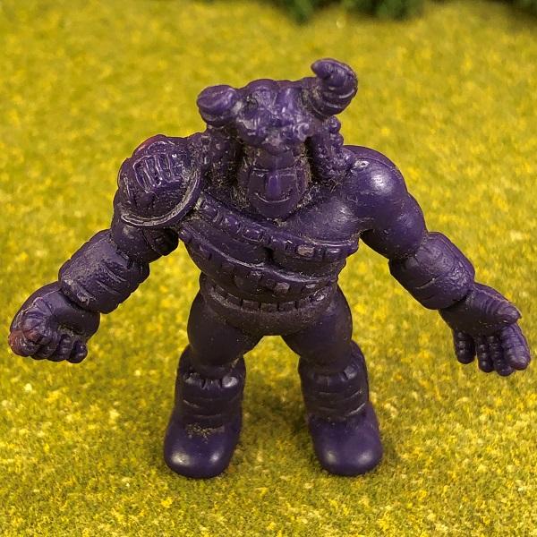 Purple #2 M.U.S.C.L.E. Figure