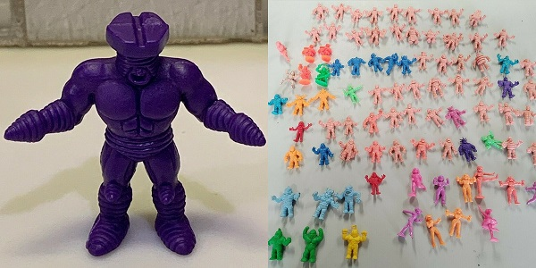 M.U.S,C.L.E. Figures For Sale