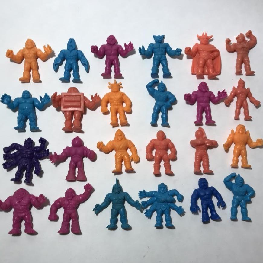 M.U.S.C.L.E. Figures For Sale
