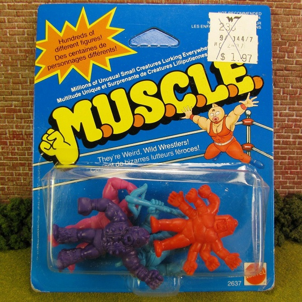 MUSCLE Class A Figures
