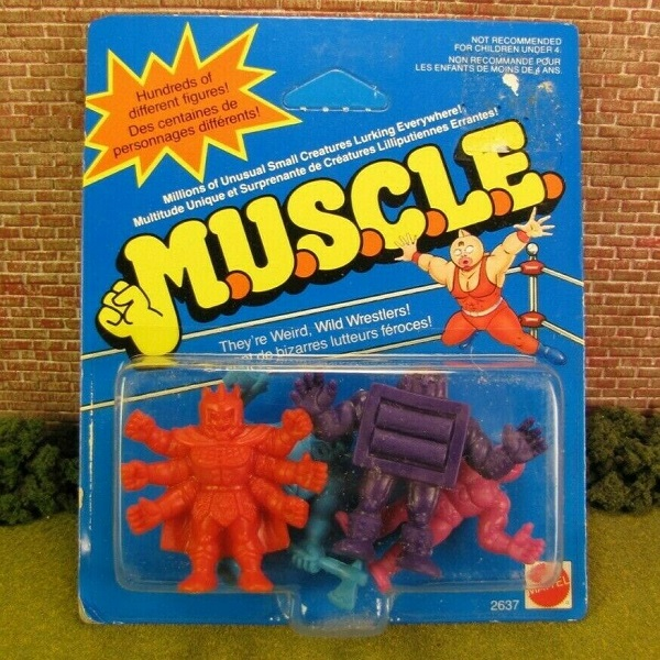 French-Canadian MUSCLE 4-pack