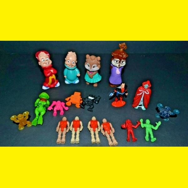 MUSCLE Figures on eBay