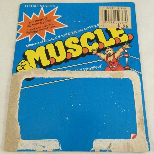 Not Rare MUSCLE Stuff