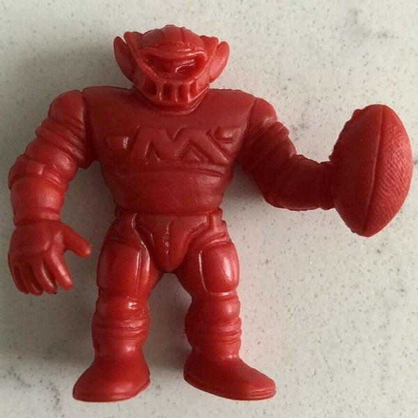Red #134 MUSCLE Figure