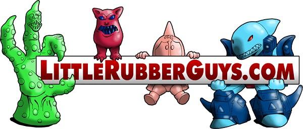 Little Rubber Guys